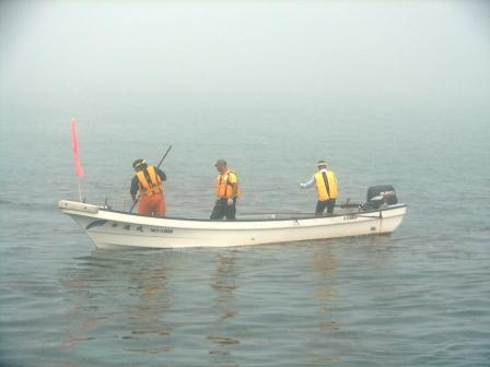霧の昆布漁.JPG