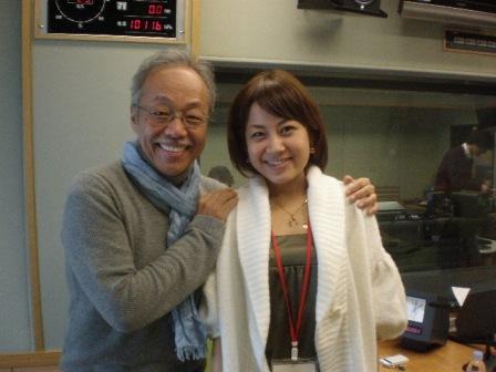 感謝!アラカンの谷村新司さんからラジオのアドバイスを!.JPG