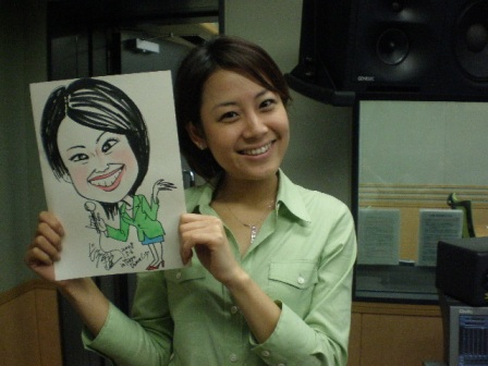 漫画家のビッグ錠さんが書いてくれた似顔絵と.JPG