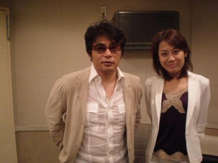 ASKAさんとUNI-VERSEトークで!.JPG