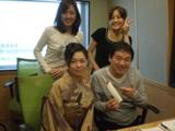 おでんクイズに和文化研究家三浦康子先生と.JPG