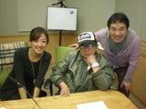 ギターの神様、寺内タケシさんと3ショット.JPG