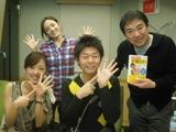 今日のゲストは島田秀平さん!.JPG