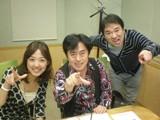 今日のゲストはアニソンキング水木一郎さん.JPG