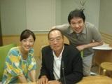 伝説のチャンピオンとの3ショット.JPG