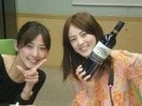 南アフリカ産ワインをゲット!聡子ちゃん&あいちゃん.JPG