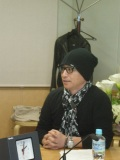 第1回アフタヌーンラウンジゲストは赤坂泰彦さん.JPG