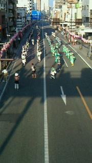 甲州街道占拠踊り