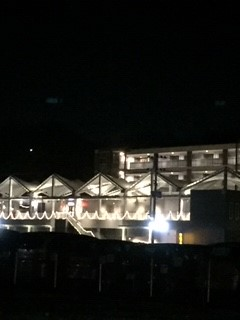 気仙沼の夜
